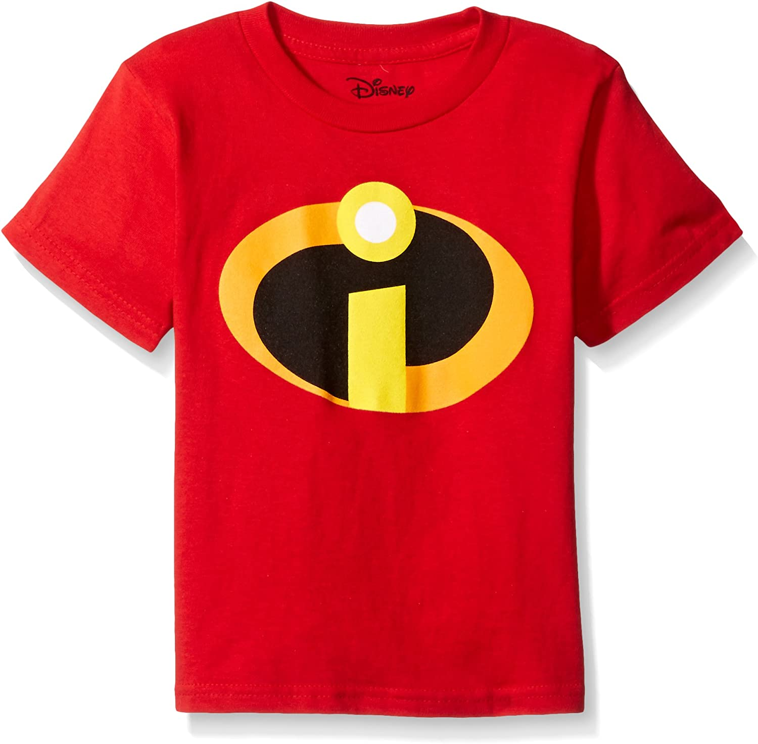 Family Portrait Size Large Incredibles 2 Boys Graphic T-Shirt