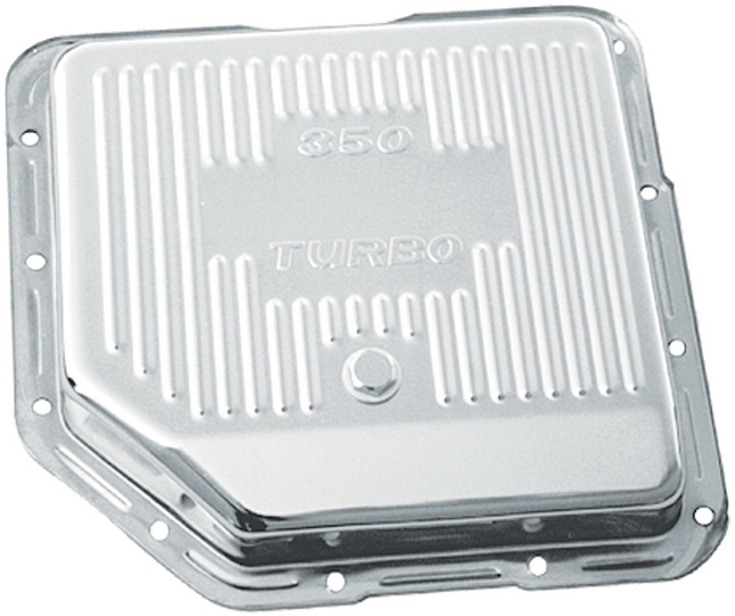 CSI 1131 Chrome Transmission Pan by CSI Accessories