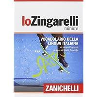 Lo Zingarelli minore. Quindicesima edizione