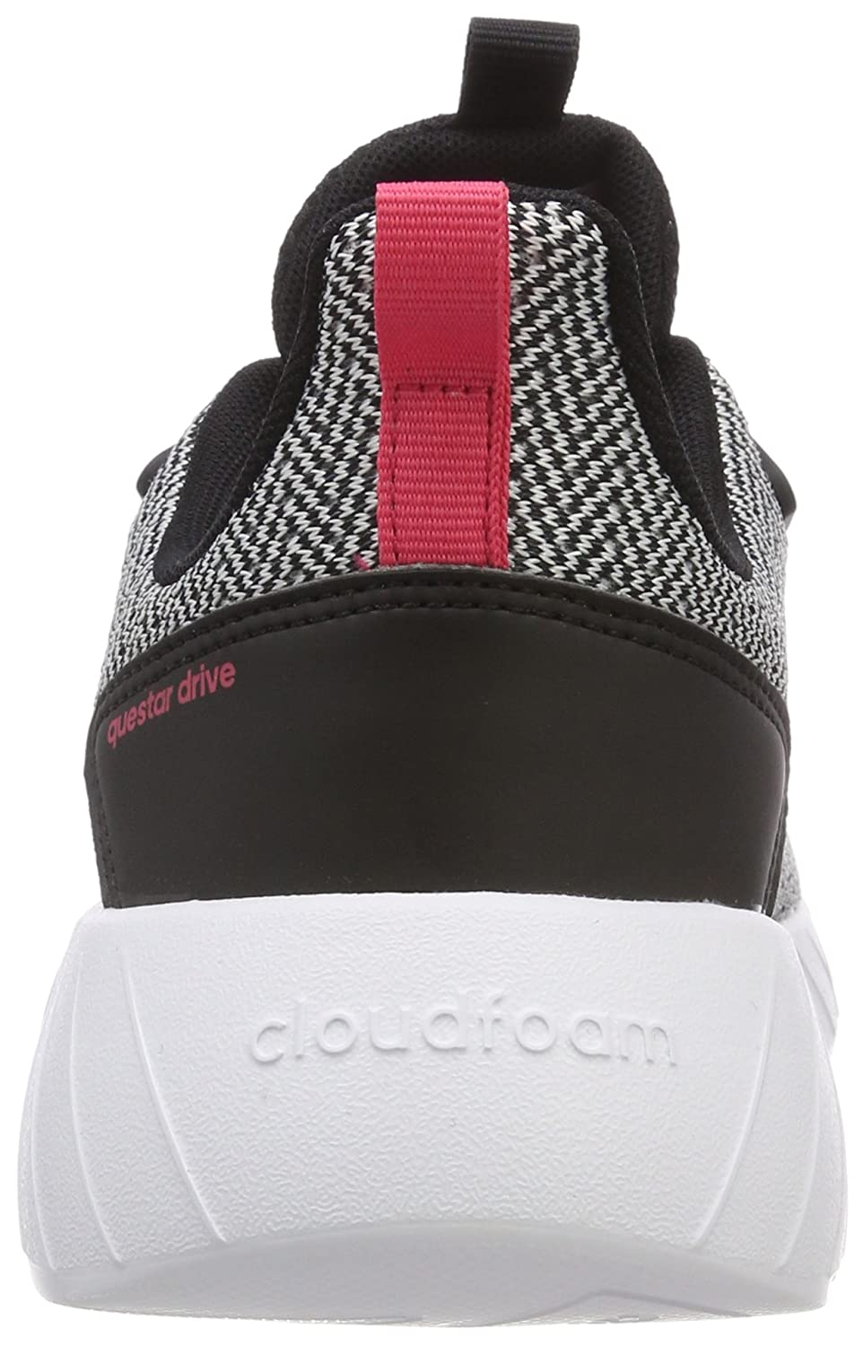 brand new e4dc6 804aa adidas Girls  Questar Drive Competition Running Shoes  Amazon.co.uk  Shoes    Bags