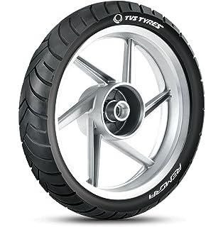 TVS Tyres ATT 825 110/80-17 57P Tubeless Bike Tyre,Rear