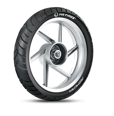 TVS Tyres ATT455R 110/80-17 57P Tubeless Bike Tyre, Rear