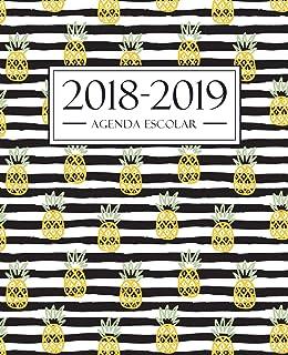Agenda 2018-2019: 190 x 235 mm : Agenda 2018-2019 semana ...
