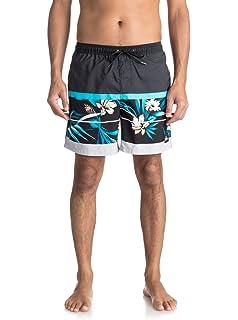 d56b6c26c5 Quiksilver Pua Volley Short de Bain Homme: Amazon.fr: Sports et Loisirs