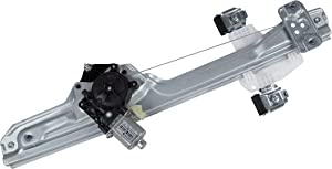 ACDelco 84043806 GM Original Equipment Rear Driver Side Power Window Regulator and Motor Assembly
