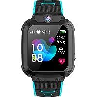 Winnes GPS Reloj Smartwatch para Niños, Impermeable GPS Rastreador Reloj Anti-Perdida de Teléfonos SOS, - Regalo para…