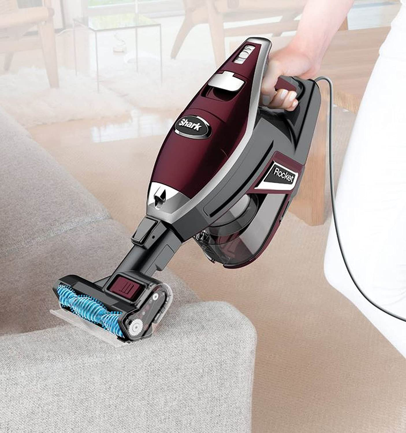 all surfaces upright suction looses ultra is shark light vacuum pat cleaning with lighting never and floor target rocket also