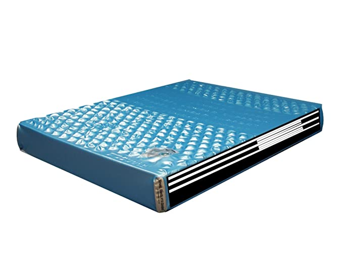 Strobel Organic Waterbed Mattress Hydro-Support - Best Fire-Resistant Waterbed