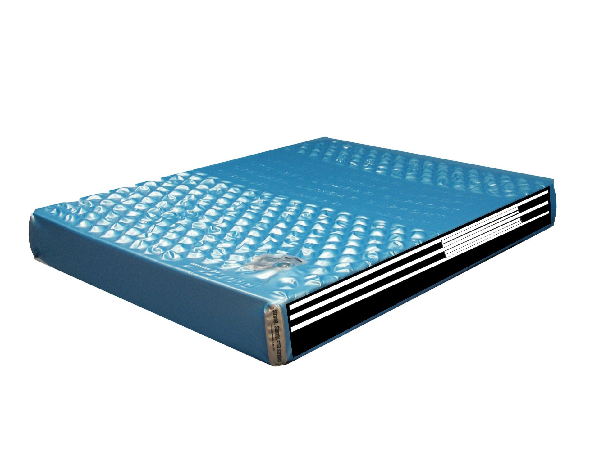 Strobel Organic Waterbed Mattress Hydro-Support 1400 King