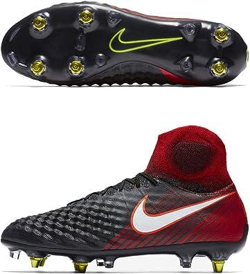 Nike Magista Obra II AC DF SG Pro, Chaussures de Football Homme