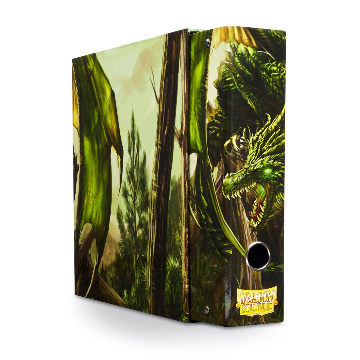 Dragon Shield Slipcase Binder, Green ARCANE TINMEN