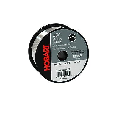 Hobart H383806-R18 1-Pound ER5356 Aluminum Welding Wire, 0.030-Inch - Spot Welding Equipment - .com