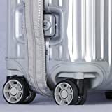Luggage Cover Protector Clear PVC Suitcase