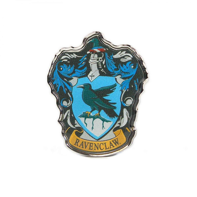 Harry Potter Badge Ravenclaw House crest Hogwarts nouveau officiel Enamel Harry Potter Merch