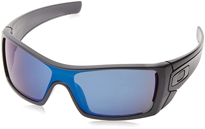 Amazon.com: Oakley Batwolf - Gafas de sol polarizadas: Clothing