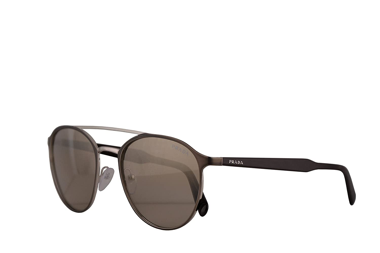 Amazon.com: Prada pr62ts anteojos de sol mate café claro ...