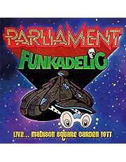 Live...Madison Square Garden 1977 (180gr.Blue