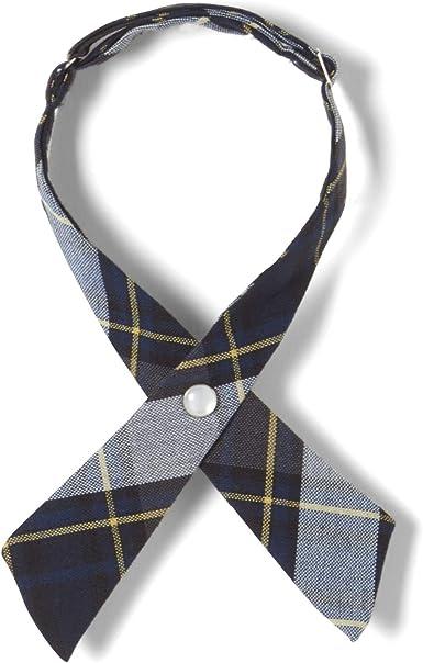 French Toast School Uniforms Boys Adjustable Plaid Neck Tie