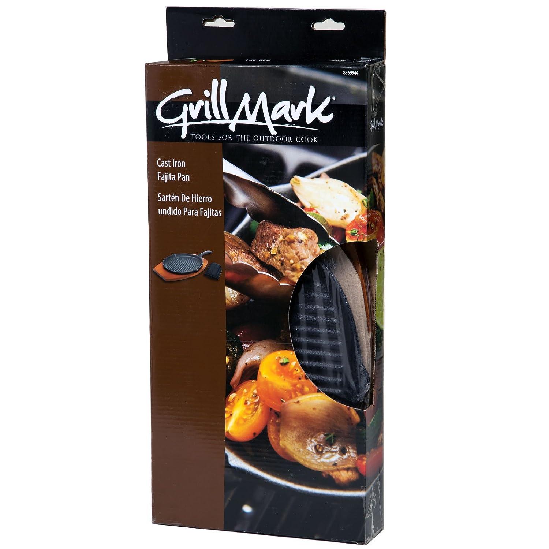 Grillmark 98170A Cast Iron Grill Fajita Set