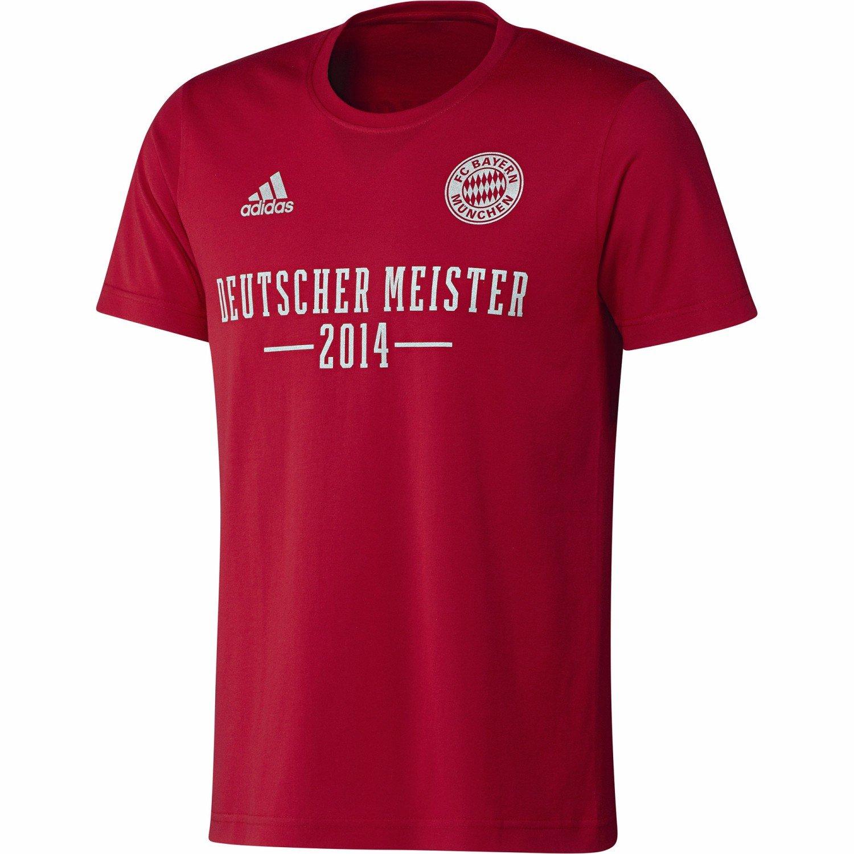 Adidas - Maglietta da Tifoso da Bambino, Rosso (Rosso), 164