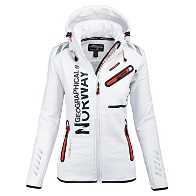 Geographical Norway - Softshell Femme Geographical Norway Reveuse Noir