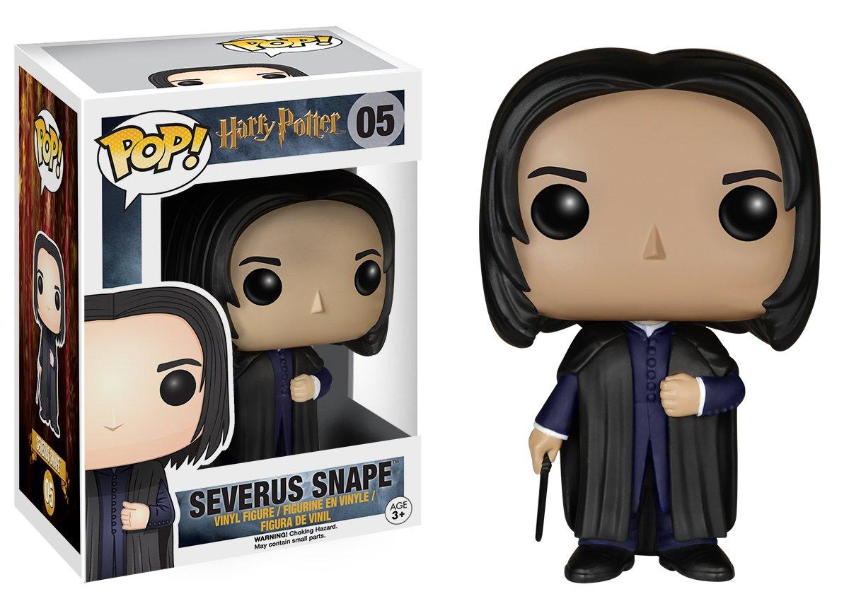 Severo Snape Caixa