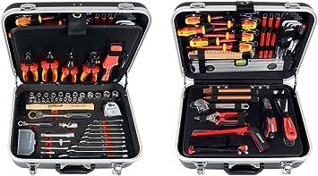 Projahn 8683 - Maletín de herramientas para electricista (128 ...