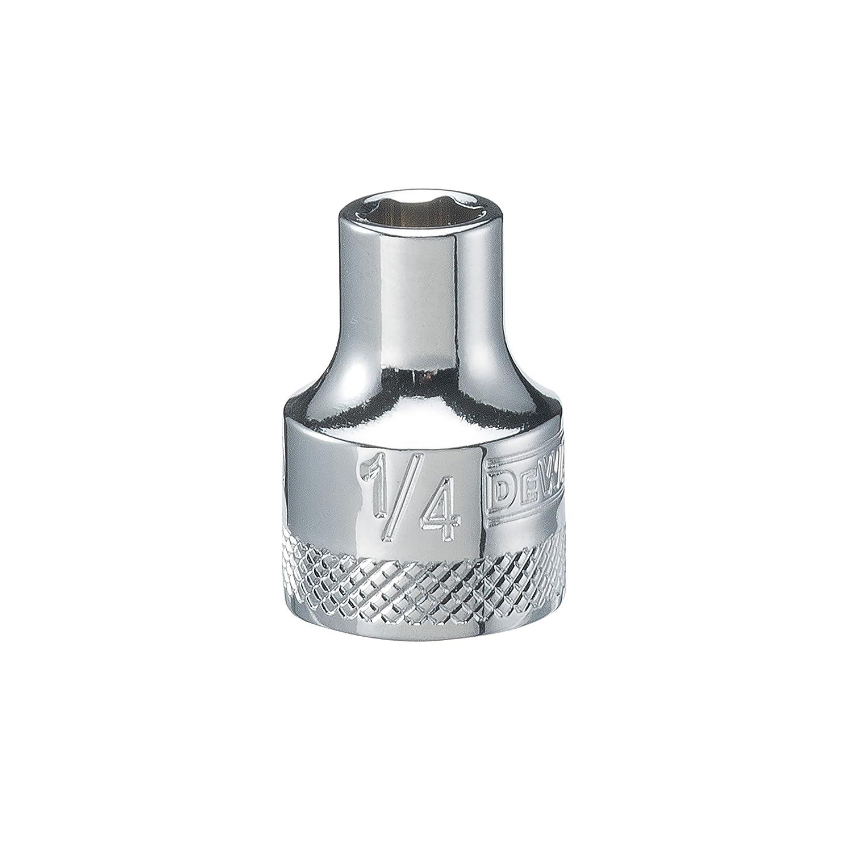 DEWALT 3//8 6 PT Socket 1//4 DWMT86255B