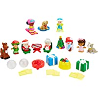 Fisher-Price Little People Advent Calendar, Count Down to Christmas with Your Toddler's Favorite Little People Friends…