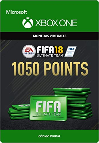 FIFA 18: Ultimate Team FIFA Points 1050 | Xbox One - Código de ...