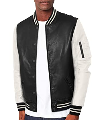 F D Men S Premium Multi Style Bomber Jacket At Amazon Men S Clothing