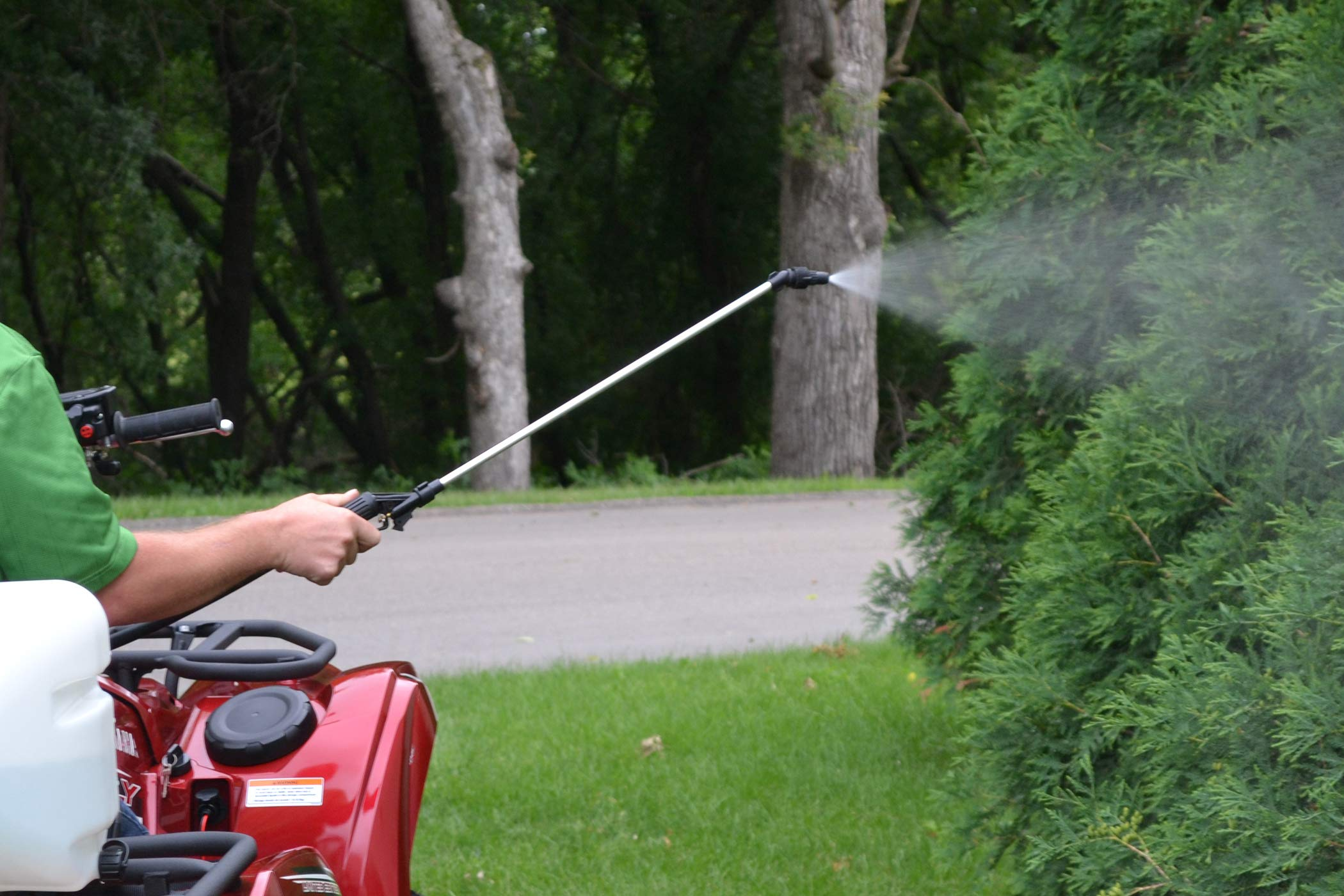 Master Manufacturing SSO-01-015A-MM 15 Gallon Spot Sprayer-Everflo 2.2 GPM by Master Manufacturing (Image #5)