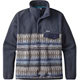 Patagonia mens LW Synch Snap-T Pullover 25580