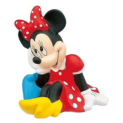 Bully B15210 - Hucha con forma de Minnie Mouse, 18 cm: Juguetes y juegos