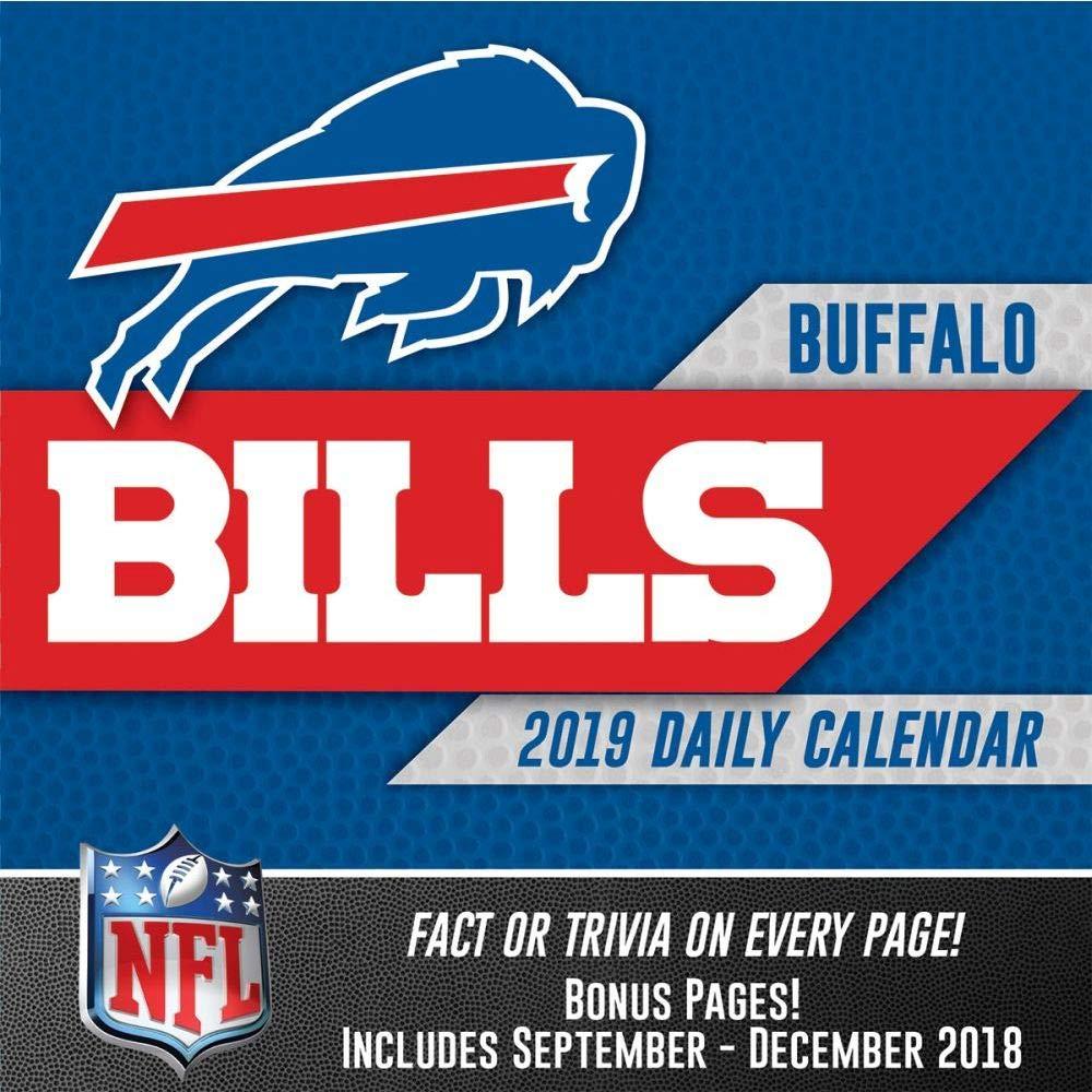 Turner Licensing Buffalo Bills 2019 Box Calendar (19998051431)