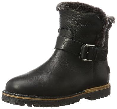Womens 20cm Midboot Heavy Sole Robinne Ankle Boots, Black Shabbies Amsterdam