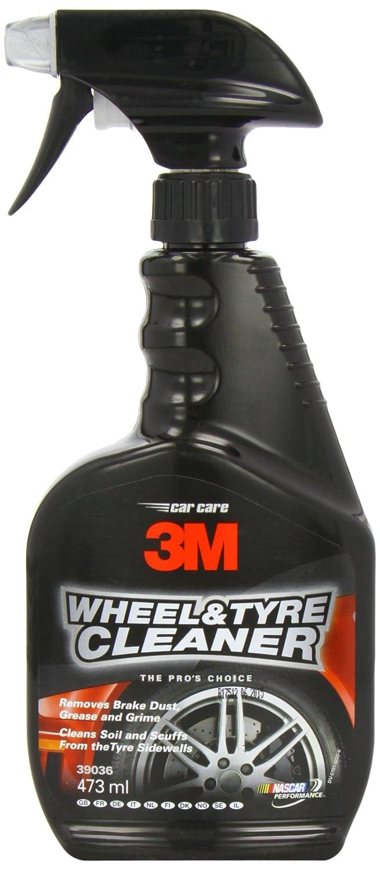 3 m freno ruote e pneumatici Cleaner –  rimuove polvere, catrame, grasso e sporcizia –  1 bottiglia spray –  473 ml grasso e sporcizia-1bottiglia spray-473ml 3M 39036