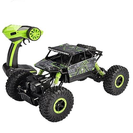 Amazon.com  SZJJX RC Rock Off-Road Vehicle 2.4Ghz 4WD High Speed 1 ... 6fe0b2ee68