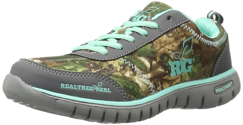 Realtree Women's Kendra Climbing Shoe B01BOU687I 8.5 D US Robin Egg/Xtra Green