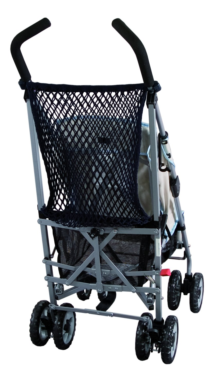 Sunny Baby Universalnetz für Kinderwagen Einkaufsnetz Anker Schwarz
