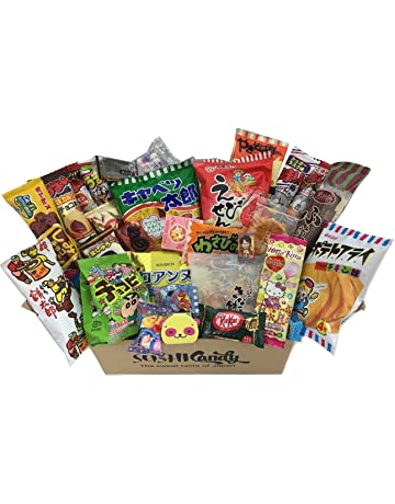 30 Dulces japoneses DAGASHI set regalo japonés con caramelo bocadillo kitkat japoneses