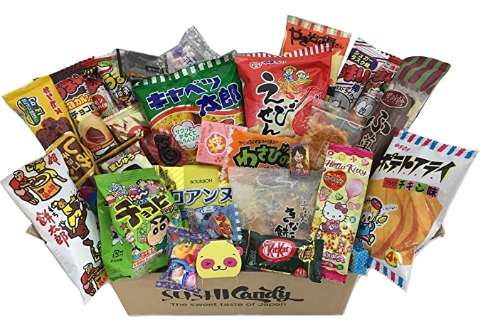 2797f030c3 Japanese Sweets assortment gifts 30 pc DAGASHI set snack   candy ...