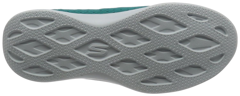 Skechers Performance Women's Go Step Lite Slip-on Walking Shoe B01IIBR9L0 8 B(M) US|Teal