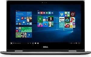 Dell Inspiron 5000 15.6in Convertible 2-in-1 FHD Touchscreen Laptop, 7th Intel Core i5-7200U Processor, 8GB DDR4 RAM, 1TB HDD, Bluetooth, HDMI, 802.11AC, Win 10 (Renewed)
