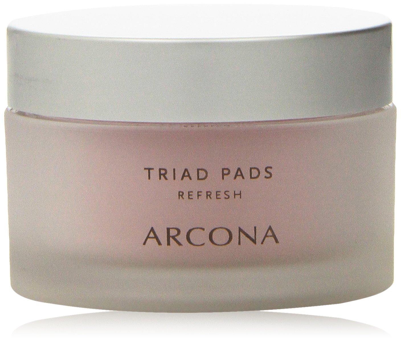 ARCONA Triad Pads, Refresh 45 pads (100 ml) by ARCONA