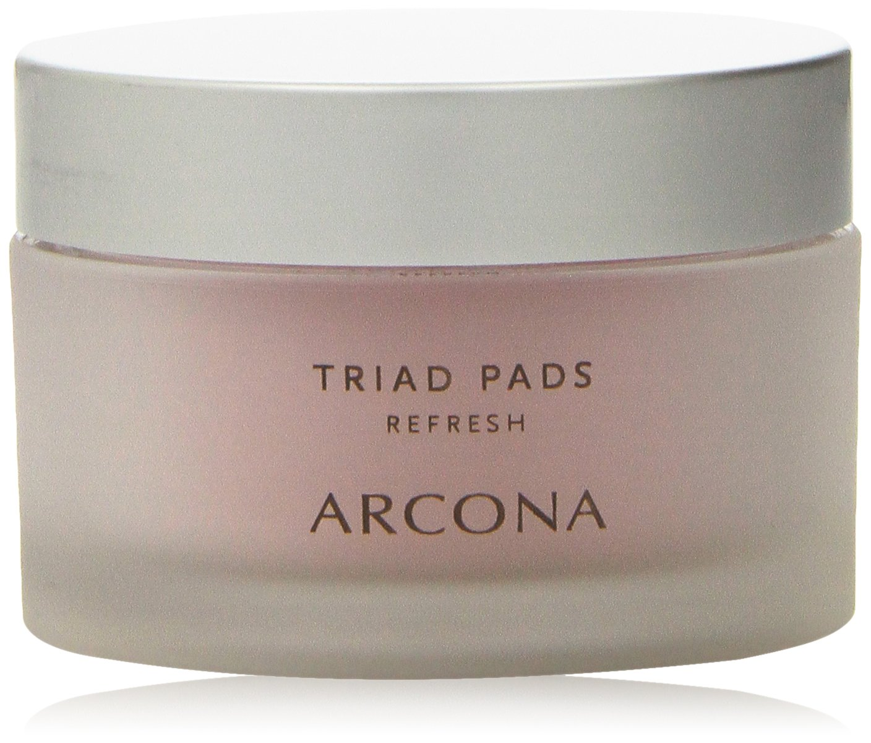 ARCONA Triad Pads, Refresh 45 pads (100 ml)