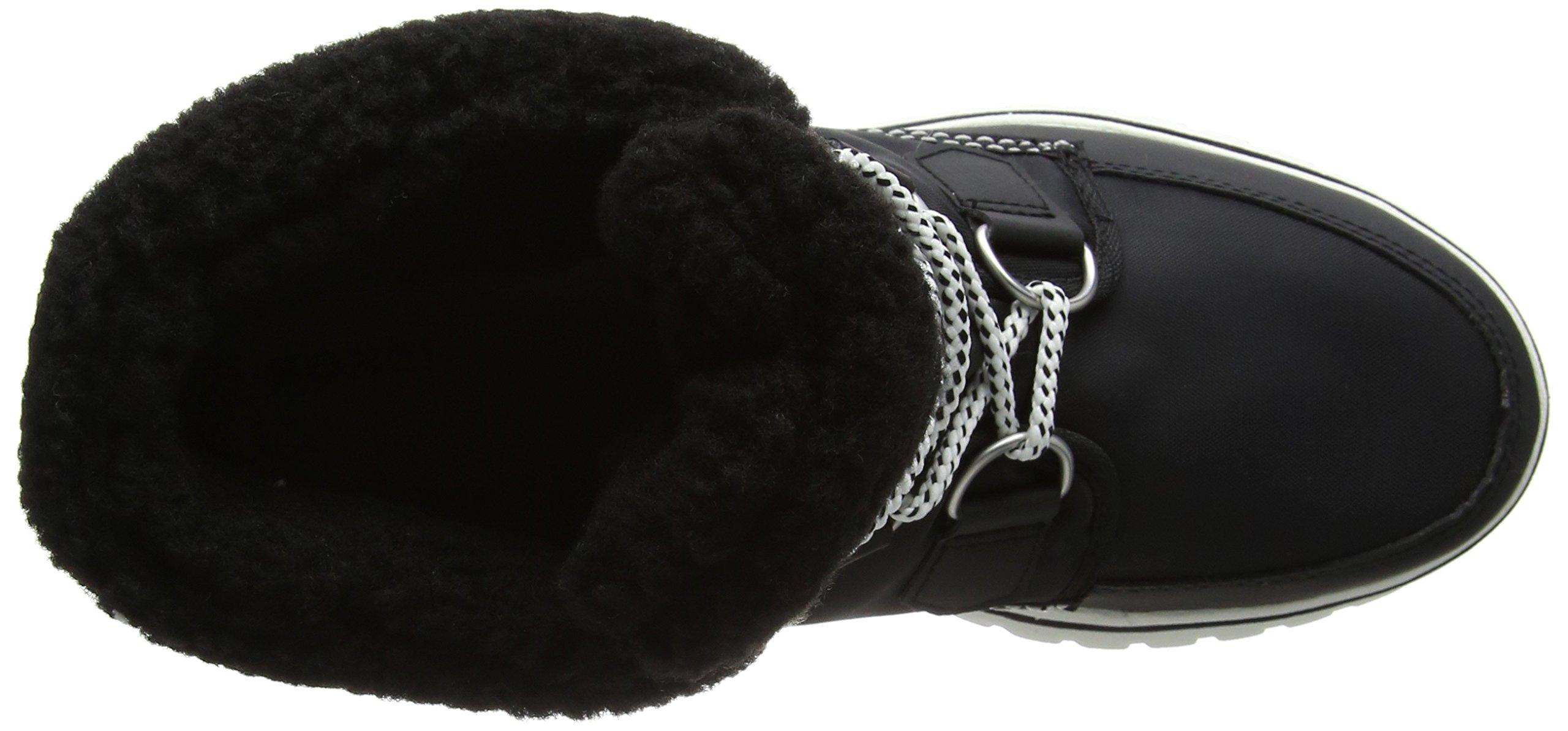 Sorel Women's Cozy Carnival Booties, Black, 7.5 B(M) US by SOREL (Image #7)