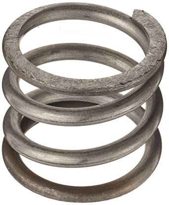 Compression spring 316 stainless steel inch 1225 od 0135 compression spring 316 stainless steel inch 1225quot od 0135quot wire keyboard keysfo Images