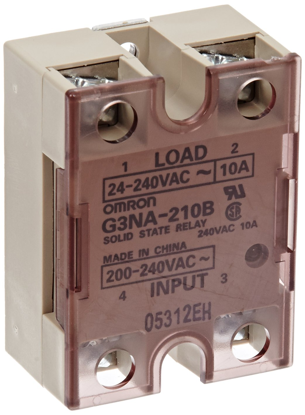 Omron GNABAC Solid State Relay Zero Cross Function - Electric relay invented