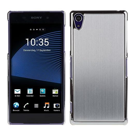 6 opinioni per kwmobile Custodia per Sony Xperia Z2- Backcover hard case per cellulare in